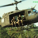 Florida Training mit 3rd BN 20th Special Forces Group Fastroping